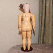 Антикварная немецкая кукла Simon & Halbig 1348 Jutta