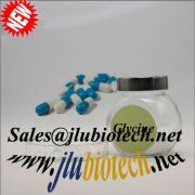 Белый Кристалл или кристаллический порошок глицин для продажи еды@jlubi