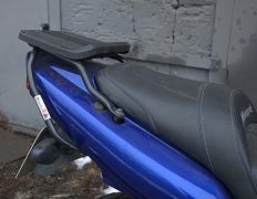 Бічні рамки, багажні системи, дуги безпеки