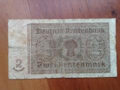 Две рейхмарки 1937