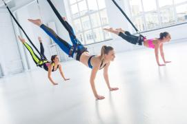 Flay-Fit (fitness Bungee) - Cool, fashionable and modern
