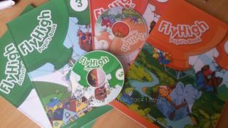 Fly High - учебники английского языка для 1-4 классов