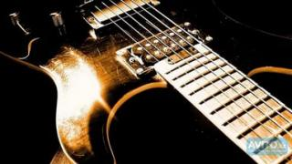 Guitar lessons in Odessa, acoustic and electro