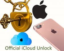 Official Unlock iPhone, iCloud Unlock