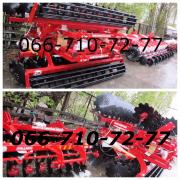 Pallada 3200 – disc harrow MTZ-892 ( Dnipro)