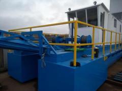Продается земснаряд DRW-12 для добычи песка, Херсон