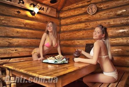 Девушки фото в баньке