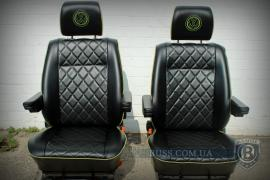 Seats sofas for minibuses, seats for minibuses