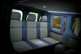 Тюнинг Внутренний Раскладной диван трансформер в для микроавтобуса буса вито вивар