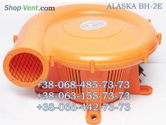 Вентилятор высокого давления ALASKA BH-2E (батутный вентилятор)
