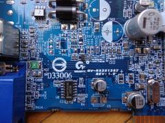 Видеокарта AGP GIGABYTE